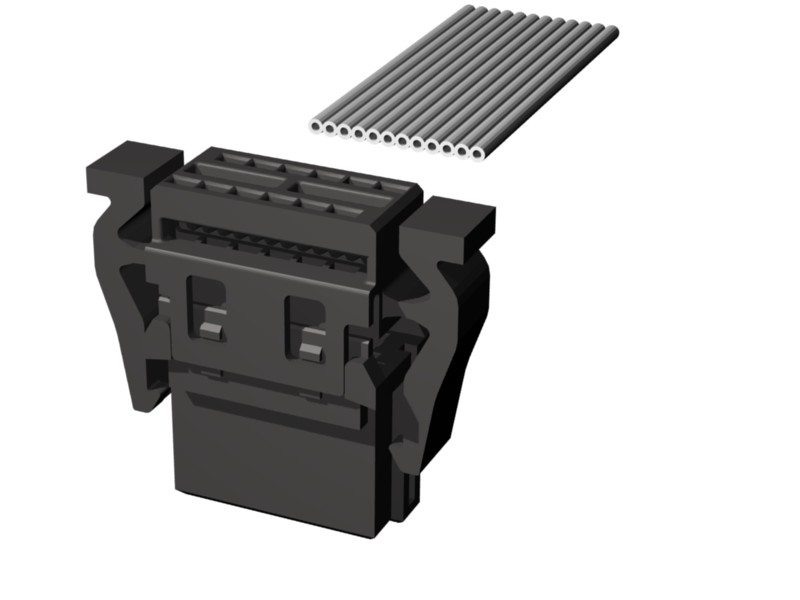 har-flex® IDC connector