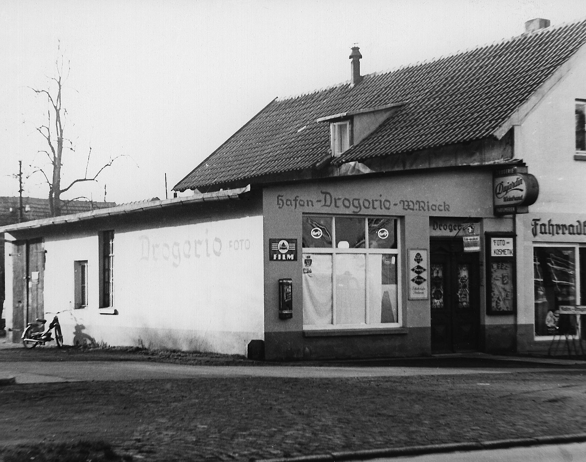 Wilhelm Harting mechanical workshops