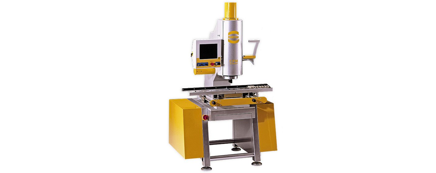 CPM press-in machine