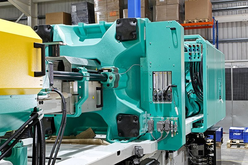 Han® 50 D at injection moulding machine