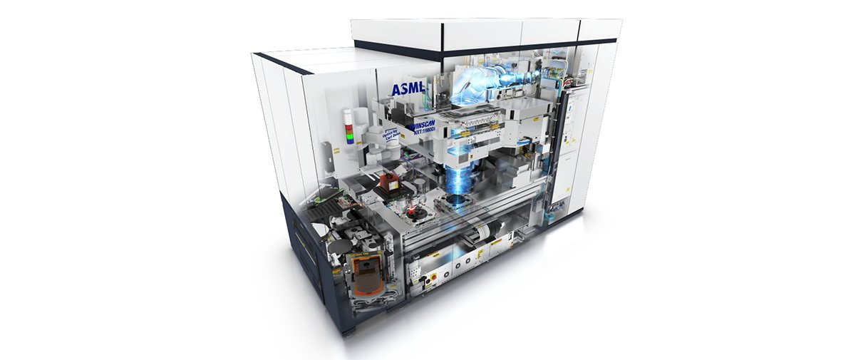 ASML Wafer Scanner