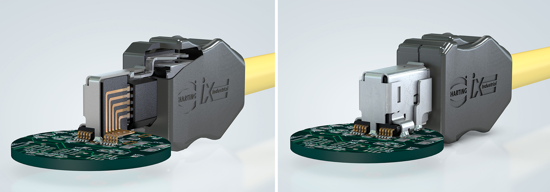 Small yet maximum robustness for harsh industrial applications