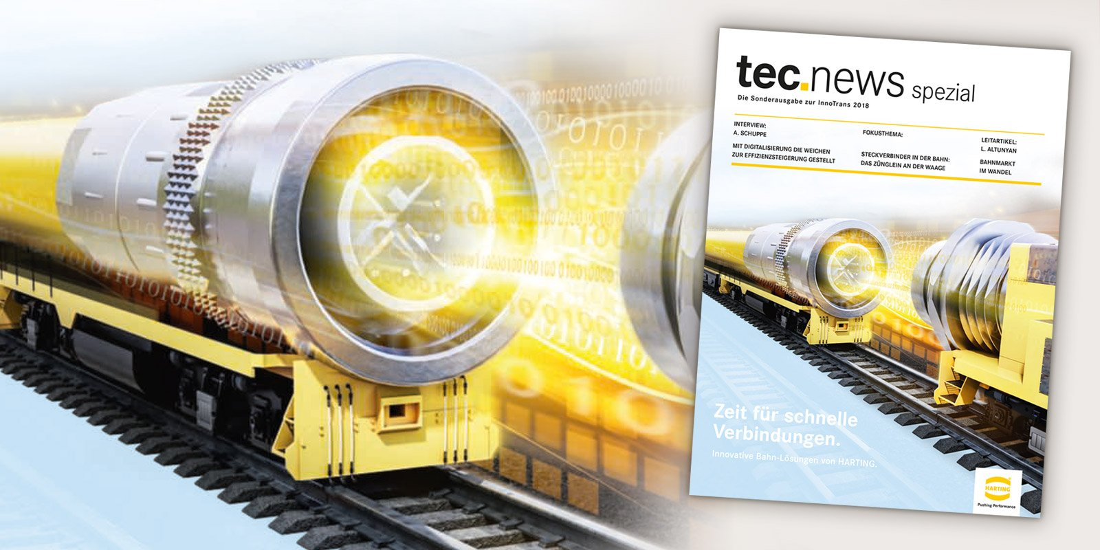 tecNews special for InnoTrans 2018