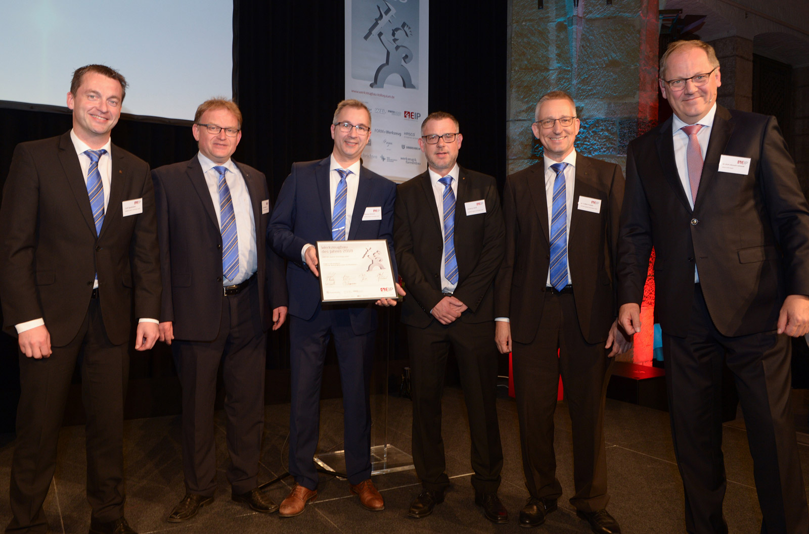 HARTING Applied Technologies Excellence in Production