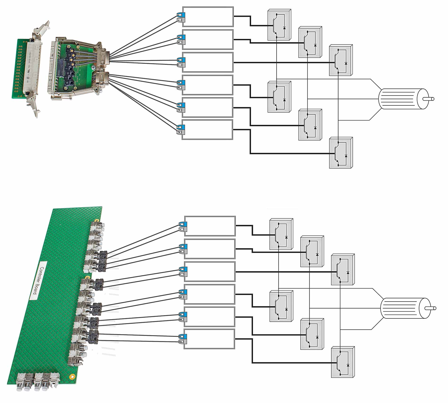 New and existing IGBT controls