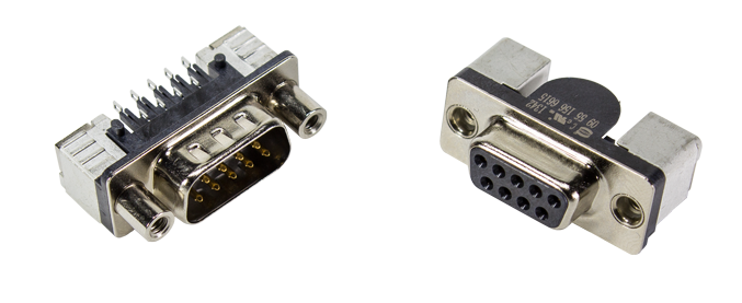 D-Sub PCB connectors   HARTING Technology Group