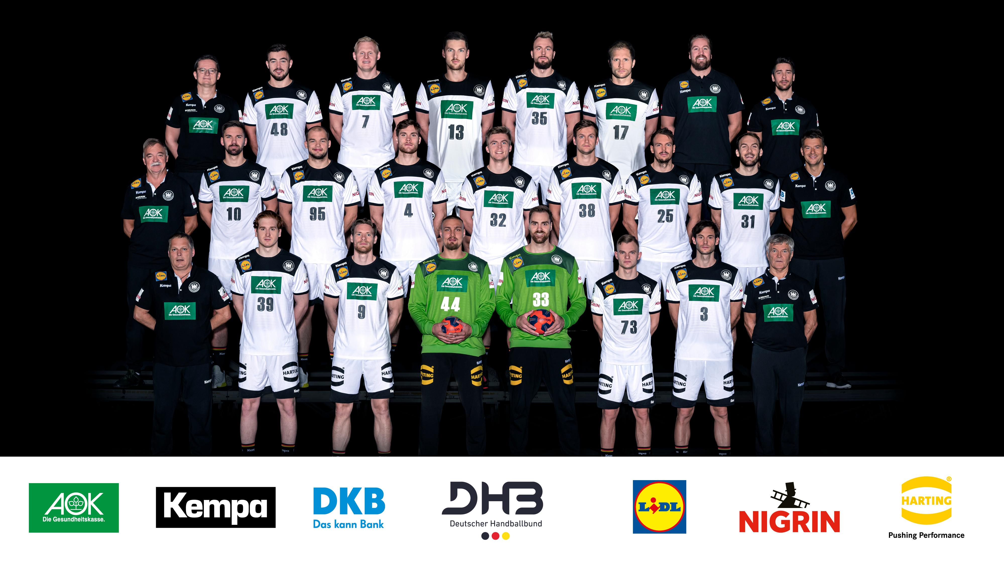 Handball Em 2020 Harting Technology Group