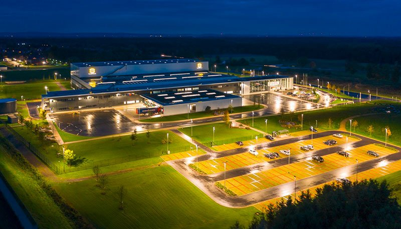 2019 – HARTING European Distribution Center