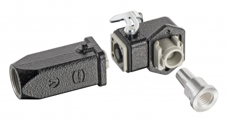 Connector Han® Q 1/0