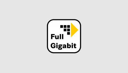 Full Gigabit Ethernet