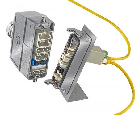 Han-Modular® Ethernet Switch