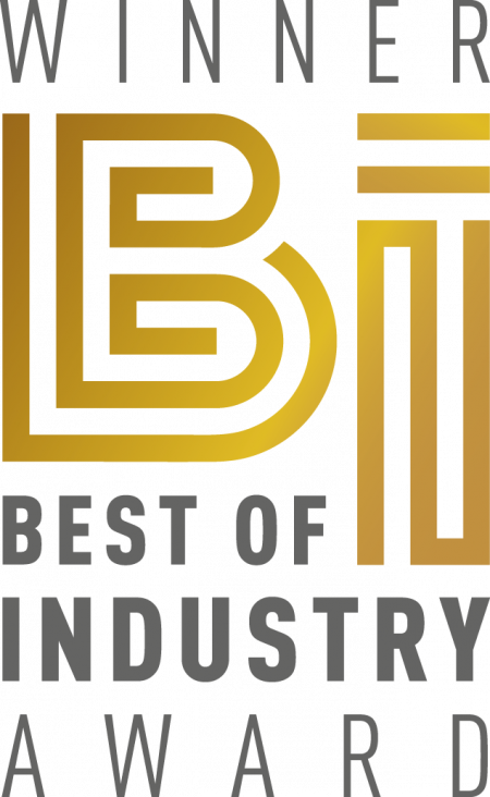 Winner Best of Industry Award 2018 Automation