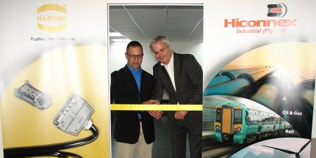 Alstom trains travel with HARTING