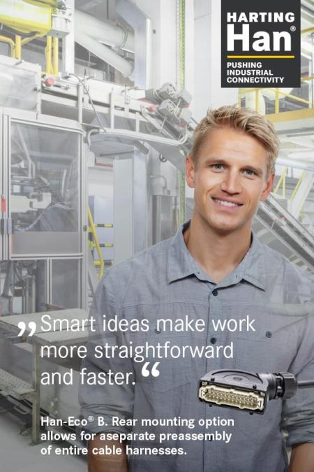 Han-Eco® B: Smart ideas make work more straightforward and faster