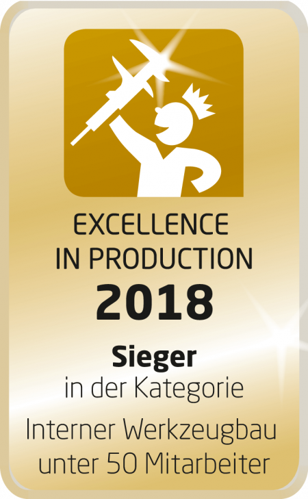 Excellence in Production Logo