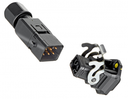 HARTING Han1a connector