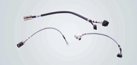 plug-in cables for dunker EC drives