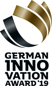 Logo German Innovation Award 2019