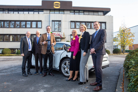 HARTING annual press conference