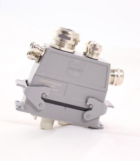 Customised Han® industrial connector