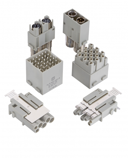 Han-Modular® - New Shielded Module and an M12 solution