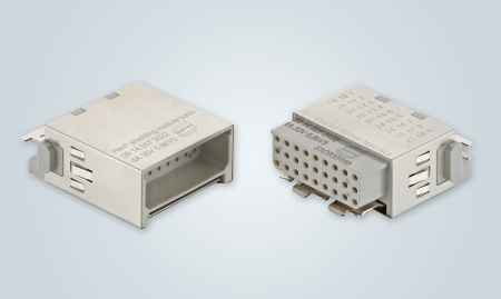 Han® Shielded Power Modul