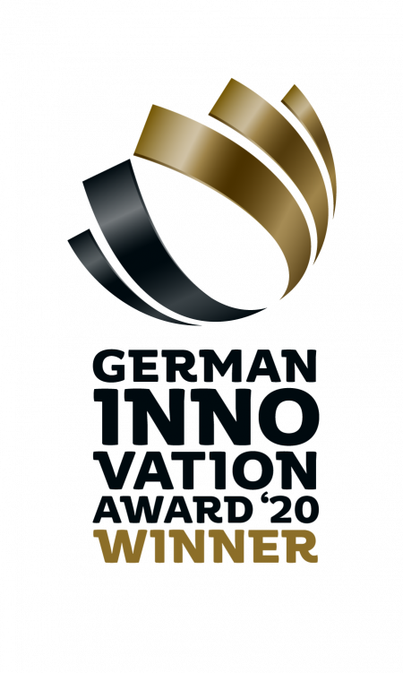 EN Logo German Innovation Award high